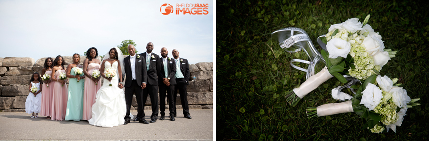 Bridal-Party-and-Bouquets-Deer-Creek-Golf-Club