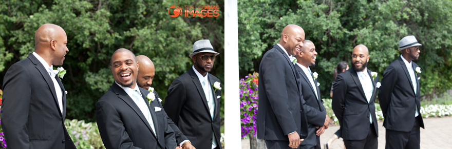 Groomsmen-laughing-Deer-Creek