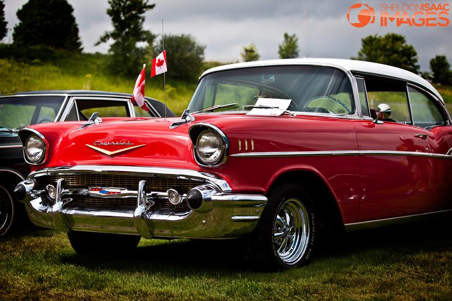 1958-Chevy-Biscayne-Canada-Flag