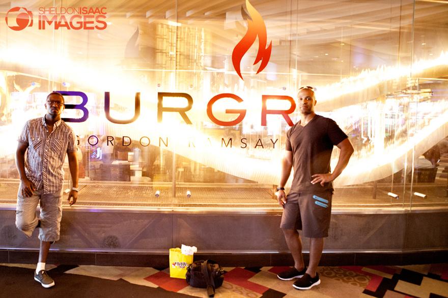 Las Vegas Gordon Ramsay Restaurant