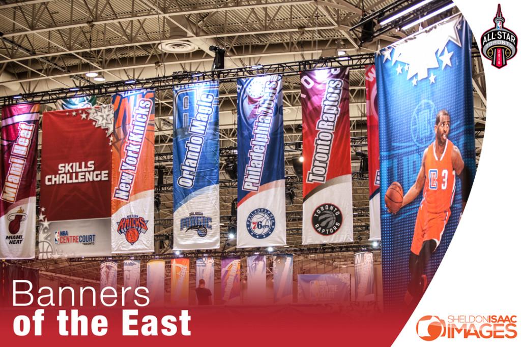 NBA Team Banners