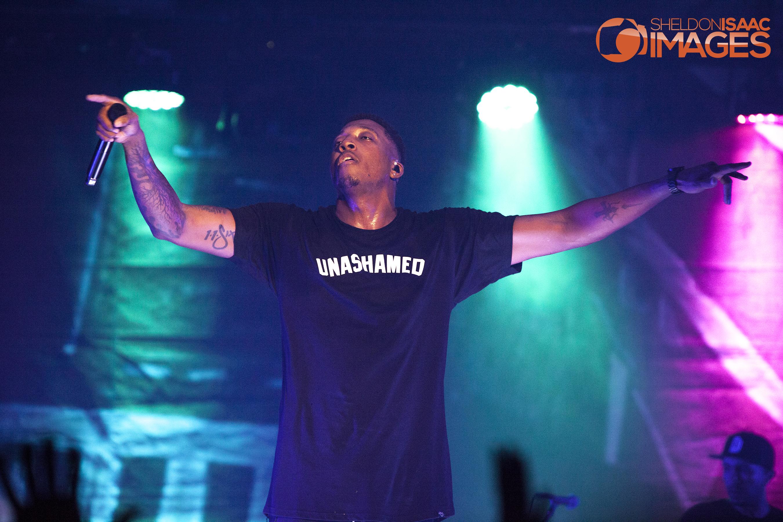 Lecrae Invades Toronto - Sheldon Isaac Images