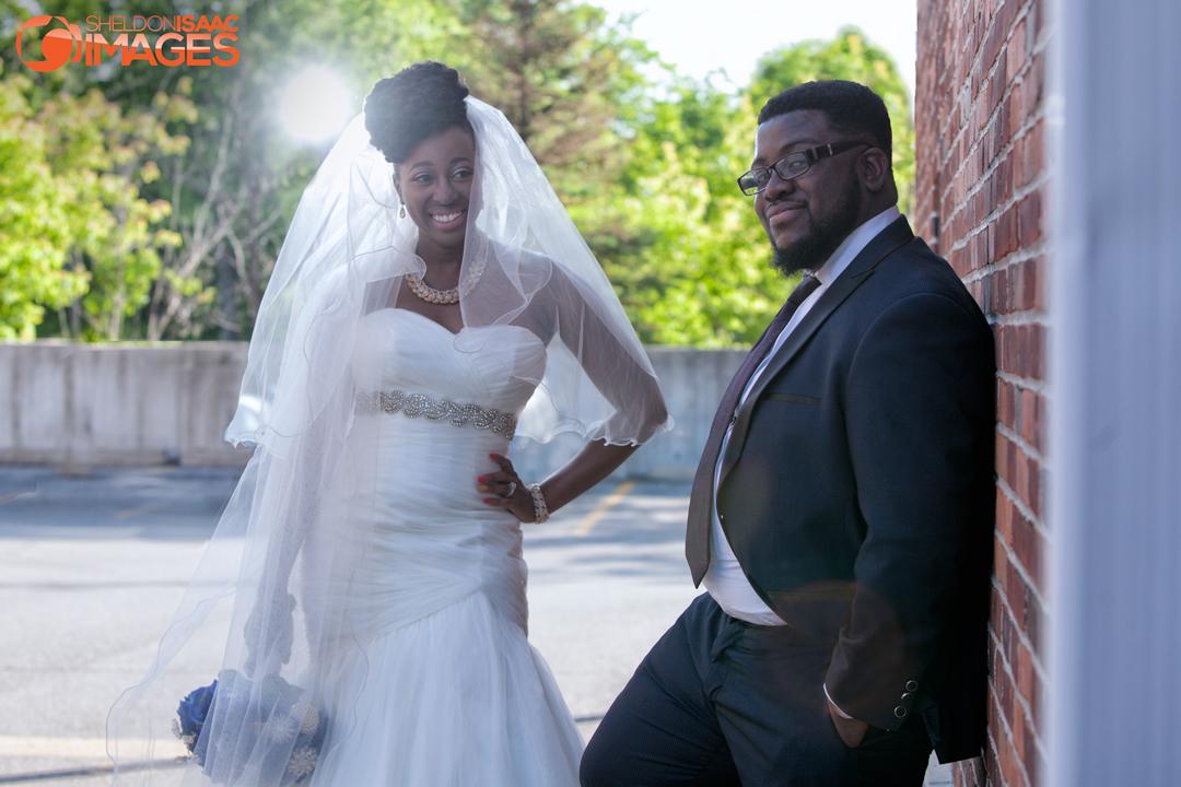 Clayton + Ruth-Joy Got Married